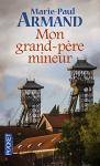 """Couverture du livre : """"Mon grand-père mineur"""""""