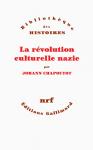 """Couverture du livre : """"La révolution culturelle nazie"""""""