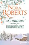 """Couverture du livre : """"L'amour comme par enchantement"""""""
