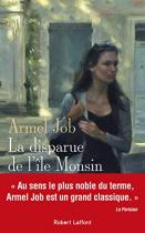 """Couverture du livre : """"La disparue de l'Île Monsin"""""""