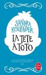 """Couverture du livre : """"La tête à Toto"""""""