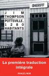 """Couverture du livre : """"Pottsville, 1280 habitants"""""""
