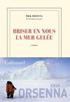 """Couverture du livre : """"Briser en nous la mer gelée"""""""