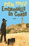 """Couverture du livre : """"Embrouille en Corse"""""""