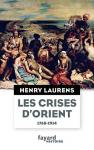 """Couverture du livre : """"Les crises d'Orient"""""""