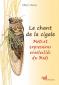 """Couverture du livre : """"Le chant de la cigale"""""""