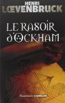 """Couverture du livre : """"Le rasoir d'Ockham"""""""