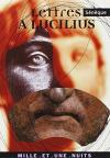 """Couverture du livre : """"Lettres à Lucilius"""""""