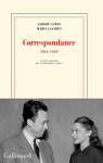 """Couverture du livre : """"Correspondance"""""""