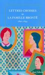 """Couverture du livre : """"Lettres choisies de la famille Brontë"""""""