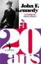 """Couverture du livre : """"John F. Kennedy à 20 ans"""""""