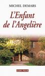 """Couverture du livre : """"L'enfant de l'Angelière"""""""