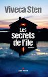 """Couverture du livre : """"Les secrets de l'île"""""""