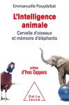"""Couverture du livre : """"L'intelligence animale"""""""