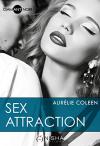 """Couverture du livre : """"Sex attraction"""""""