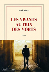 """Couverture du livre : """"Les vivants au prix des morts"""""""