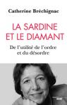 """Couverture du livre : """"La sardine et le diamant"""""""