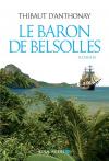 """Couverture du livre : """"Le baron de Belsolles"""""""