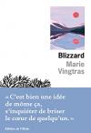 """Couverture du livre : """"Blizzard"""""""