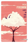 """Couverture du livre : """"Lucy in the sky"""""""