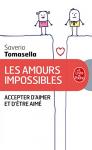 """Couverture du livre : """"Les amours impossibles"""""""