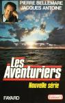 """Couverture du livre : """"Les aventuriers"""""""