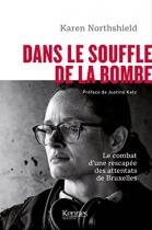 """Couverture du livre : """"Dans le souffle de la bombe"""""""