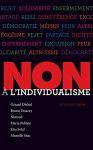 """Couverture du livre : """"Non à l'individualisme"""""""