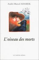 """Couverture du livre : """"L'oiseau des morts"""""""